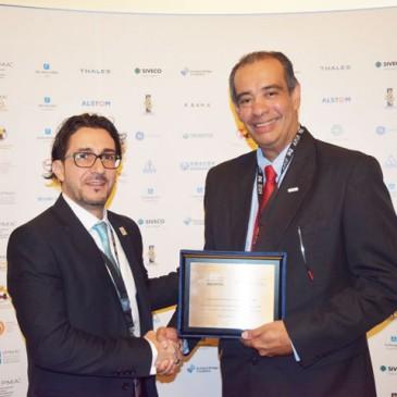 AGPA, agradece a IPMA, APGP 2015: Entrega de placas de reconocimiento.